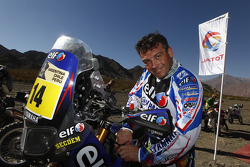 #14 Yamaha: David Casteu