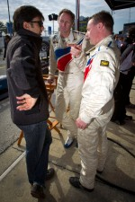 Christian Fittipaldi, Darren Law and David Donohue