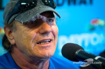 50+Predator/Alegra press conference: Brian Johnson