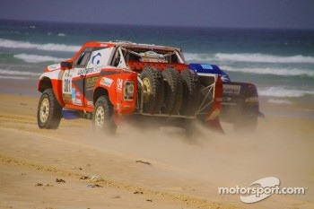 Beach racing
