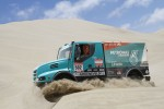 #502 Iveco: Gerard de Rooy, Tom Colsoul, Darek Rodewald