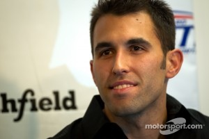 Richard Petty Motorsports press conference: Aric Almirola