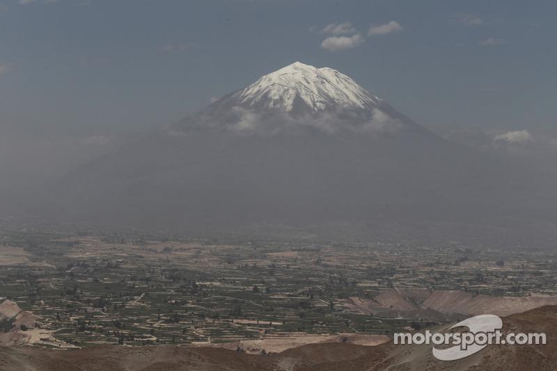 Peruvian mountains