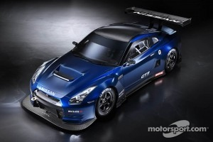 The new Nissan GT-R NISMO GT3