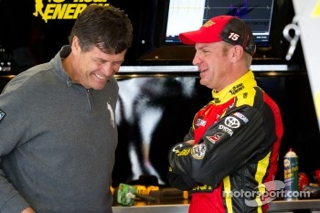 Michael Waltrip and Clint Bowyer, Michael Waltrip Racing Toyota