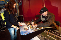 Autograph session: Michael McDowell