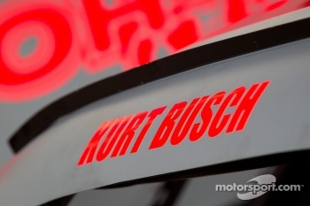 Car detail, Kurt Busch, Phoenix Racing Chevrolet