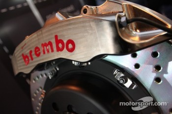 Brembo breaks