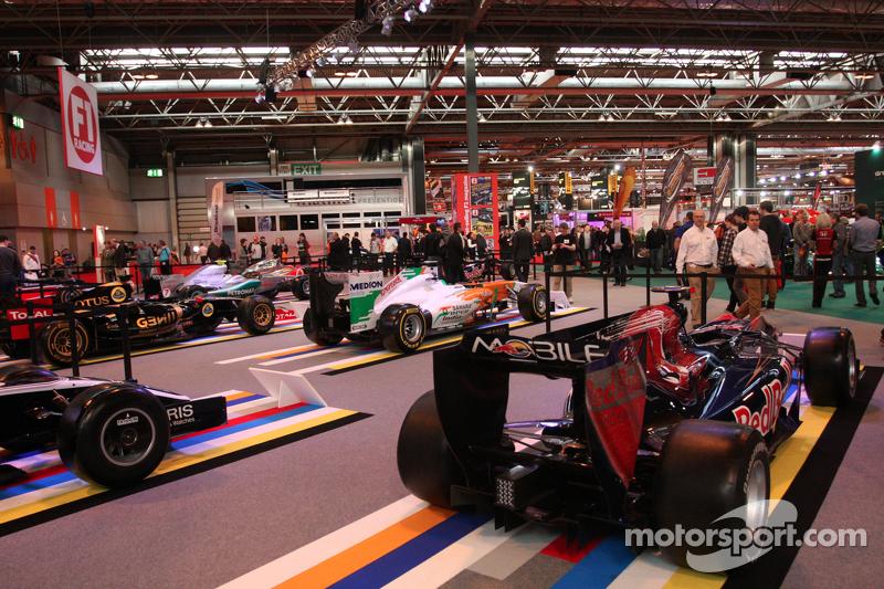 F1 Dislplay