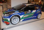 2012 Ford Fiesta WRC