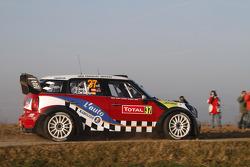 Daniel Sordo and Carlos Del Barrio, Mini John Cooper Works WRC, MINI WRC TEAM