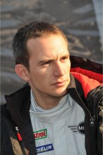 Pierre Campana, MINI WRC TEAM