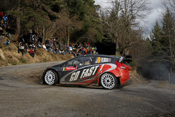 Matthew Wilson and Scott Martin, Ford Fiesta RS WRC, M-Sport World Rally Team