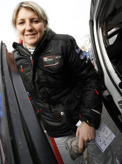 Sabrina de Castelli, MINI WRC TEAM