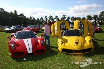 Ferrari Enzo and FXX