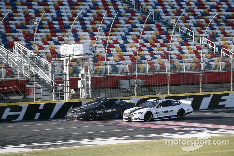 New Ford Fusion for 2013 NASCAR Season