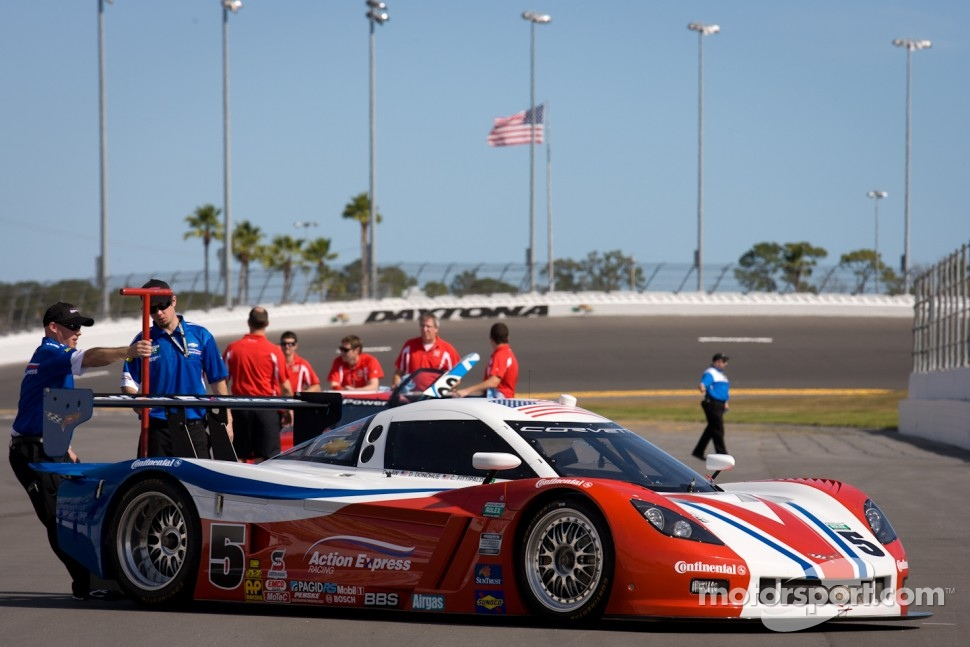 Action Express Racing Corvette DP
