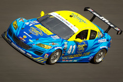 #41 Dempsey Racing Mazda RX-8: Ian James, Don Kitch Jr., Scott Maxwell, Dan Rogers