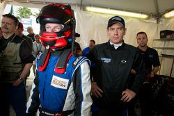 Jan Magnussen and Richard Westbrook