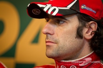 Chip Ganassi Racing press conference: Dario Franchitti