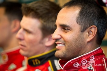 Chip Ganassi Racing press conference: Juan Pablo Montoya
