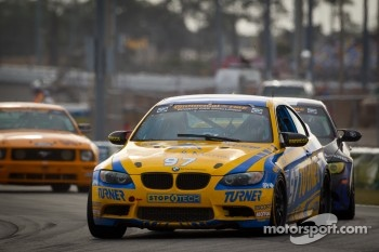 #97 Turner Motorsport BMW M3 Coupe: Michael Marsal, Boris Saida
