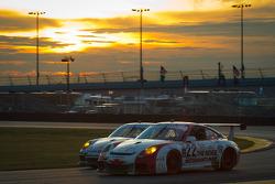 #22 Bullet Racing Porsche GT3: Randy Blaylock, Darryl O'Young, Kevin Roush, Brett Van Blankers, Joe White