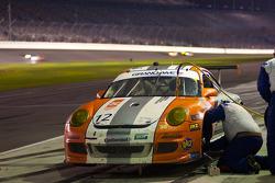 #12 Alliance Autosport Porsche GT3: Jon Miller, Hal Prewitt, Scott Rettich, Matt Schneider, Darryl Shoff