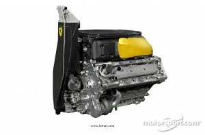 Better make sure the Ferrari powerplant is warmed up before you start it!