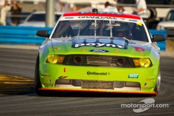 #15 Rick Ware Racing Ford Mustang: Chris Cook, Jeffrey Earnhardt, Doug Harrington, Timmy Hill, John Ware
