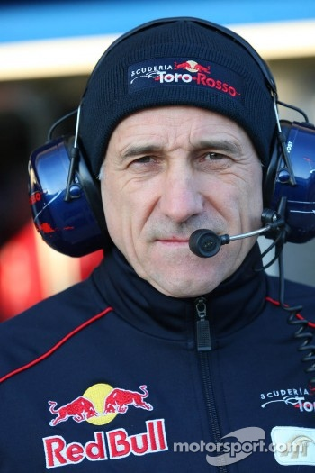 Franz Tost, Scuderia Toro Rosso, Team Principal 