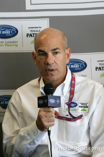 Scott Atherton, ALMS President and CEO