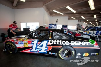 Car of Tony Stewart, Stewart-Haas Racing Chevrolet