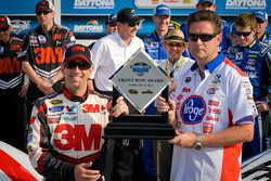 Second fastest qualifier Greg Biffle, Roush Fenway Racing Ford