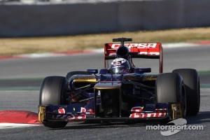 Solid fourth place for Toro Rosso's Daniel Ricciardo