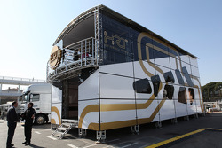 HRT with a new motorhome
