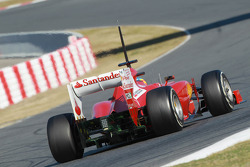 Fernando Alonso, Scuderia Ferrari rear wing