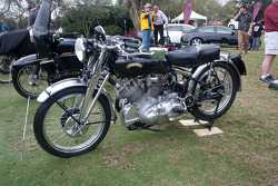 1953 Vincent Black Shadow