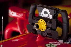 Racing Engineering steering wheel