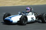 #35 Doug Mockett - Cooper T53 (1961)