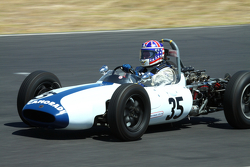 #35 Doug Mockett - Cooper T53 (1961)
