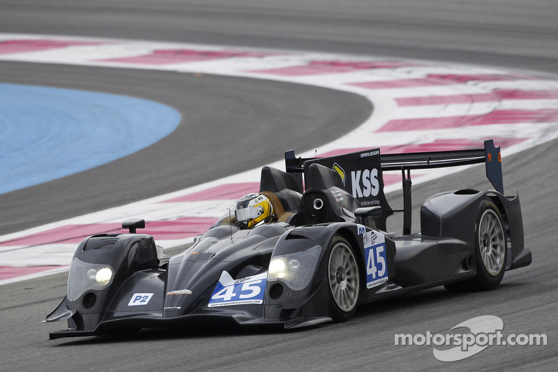 #45 Boutsen Ginion Racing Oreca 03 Nissan: Bastien Brière, Jack Clarke, Sebastien Buemi