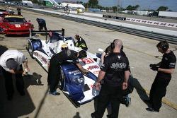 #21 Strakka Racing HPD ARX-03a HPD: Nick Leventis, Danny Watts, Jonny Kane