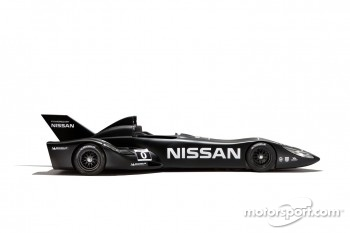 The Nissan-powered DeltaWing