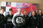The DeltaWing Nissan is presented