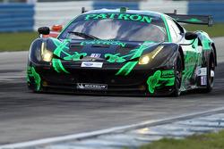 #01 Extreme Speed Motorsports Ferrari F458 Italia: Scott Sharp, Johannes van Overbeek, Guy Cosmo