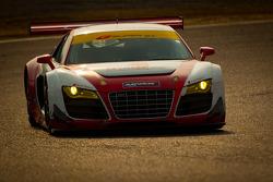 #20 Hitotsuyama Racing Audi R8 LMS: Michael Kim, Frank Yu, Ken Kobayashi