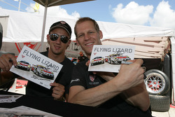 Jörg Bergmeister and Marco Holzer