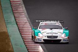 #36 Lexus Team Petronas Tom's Lexus SC430: Kazuki Nakajima