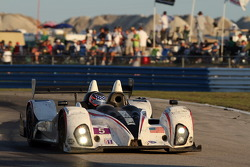 #5 Muscle Milk Pickett Racing Oreca FLM09: Mike Guasch, Memo Gidley, Roger Wills